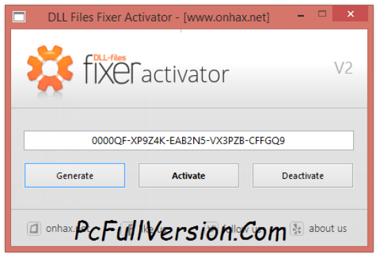 DLL Files Fixer Activator Full Version with License Key