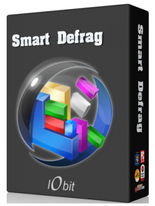 iObit Smart Defrag PRO 5.7.1.1150 Key With Crack Full Version