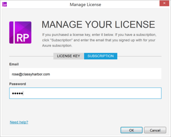 Axure RP 8 License Key Mac Full Version Free Download