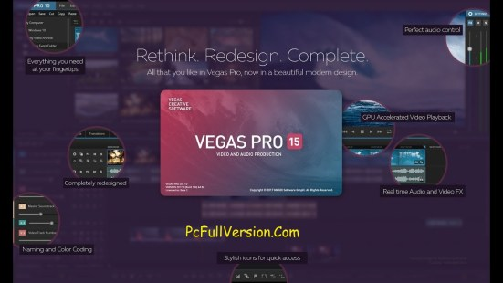 Sony Vegas PRO 15 Serial Number Full Free Download