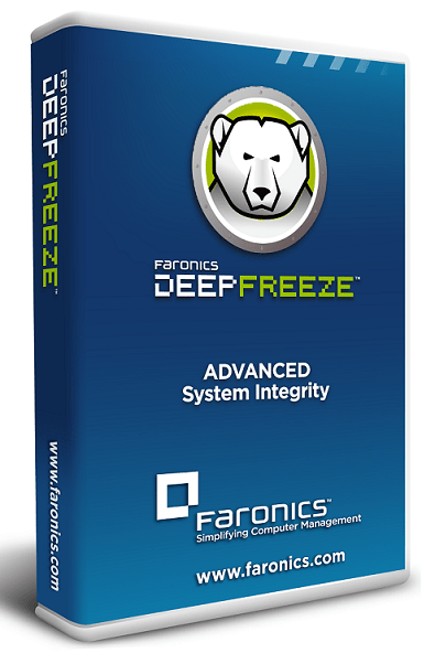 Deep Freeze Standard 8.53 Crack With License Key Full Version