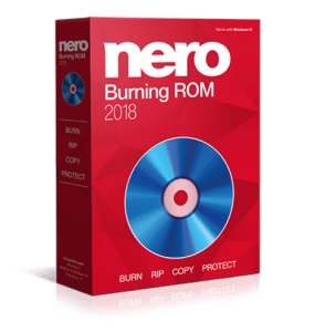Nero Burning Rom 2018 Full