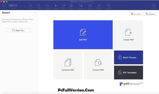 Wondershare PDFelement 6 Pro Crack