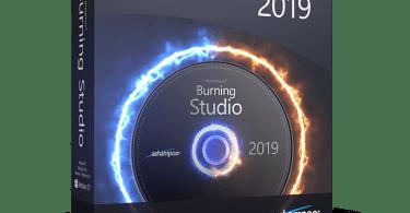 Ashampoo Burning Studio 2019 Crack
