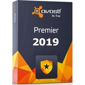 Avast Premier 2019 Crack