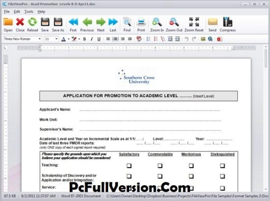 FileViewPro License Key