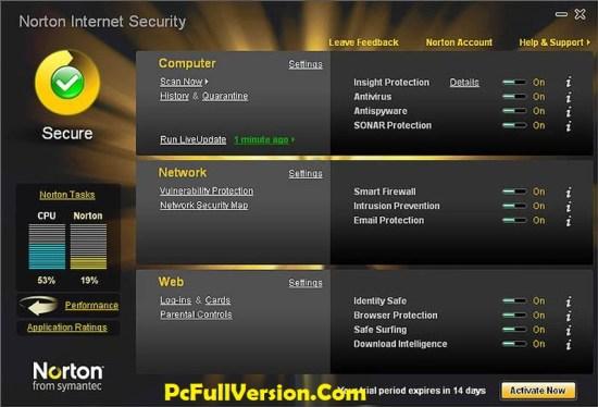 Norton Internet Security Serial Key