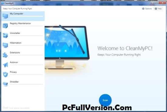 CleanMyPC Activation Code Fianl Full Version Download