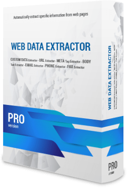 Web Data Extractor Cracked