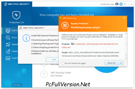360 Total Security Crack Premium with Serial Key Download