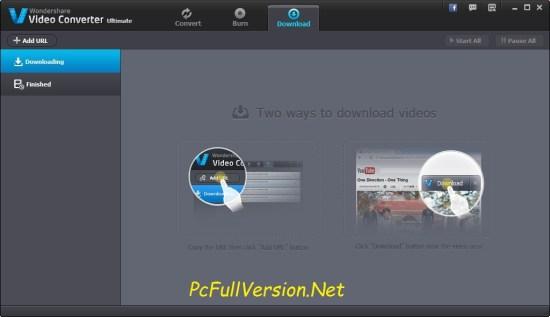 Wondershare Video Converter Ultimate Crack Serial Key