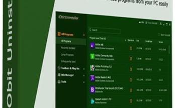 iObit Uninstaller PRO Key with Crack Full Version Download