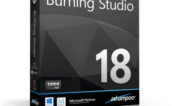 Ashampoo Burning Studio 18 Crack With Serial Key 2018