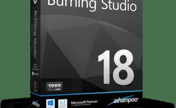 Ashampoo Burning Studio 18 Crack With Serial Key 2018