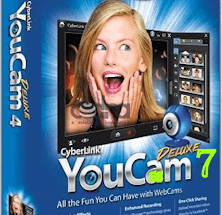 Cyberlink YouCam Deluxe 7 Crack With Serial Key Full Version