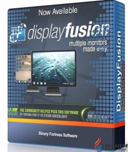 DisplayFusion PRO 9.1 Key