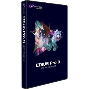 EDIUS Pro 9 Serial Key With Crack Full Free Download