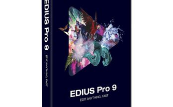 EDIUS Pro 9 Serial Key With Crack Full Free Download
