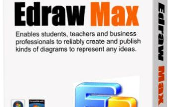 Edraw Max 9.1 Crack Download