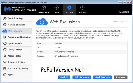Malwarebytes Anti-Malware 3.3.1 Prime Keys