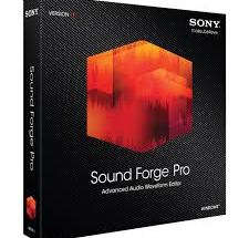 Sound Forge Pro 11 Serial Key