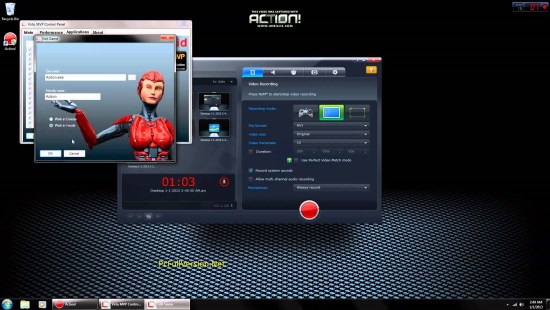 Mirillis Action 3.1.4 Crack Keygen Full Version