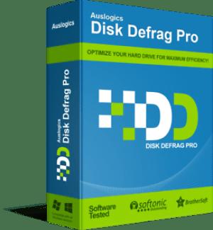 Auslogic Disk Defrag Pro Keygen