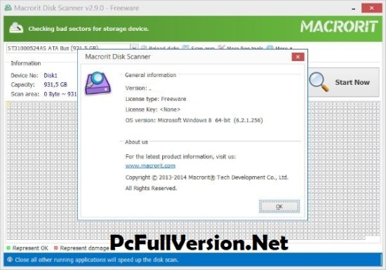 Macrorit Disk Scanner Key