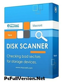 Macrorit Disk Scanner Portable