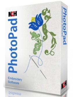 NCH PhotoPad Image Editor Serial Key