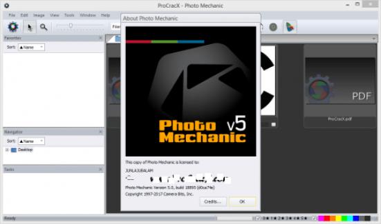 Photo Mechanic 5 License Key