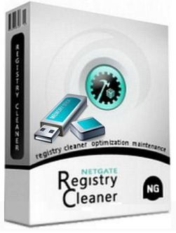 NETGATE Registry Cleaner Crack