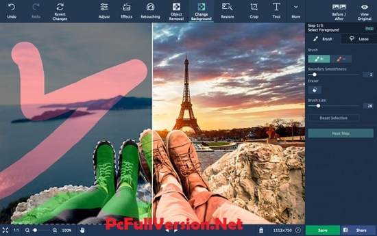Movavi Photo Editor 5.7.0 Crack