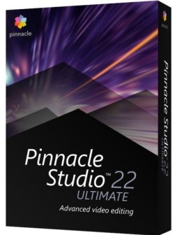 Pinnacle Studio 22 Crack Ultimate
