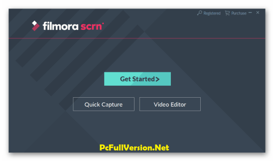 Wondershare Filmora Scrn Serial Key