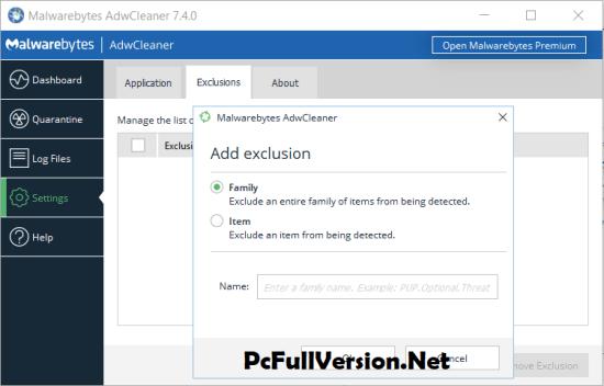 MalwareBytes AdwCleaner Serial Key
