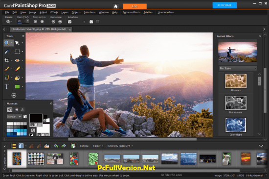Corel PaintShop Pro 2020 License Key