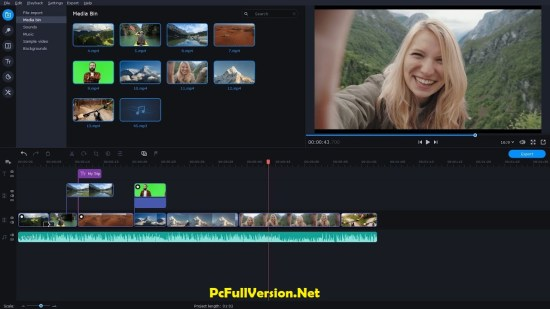 Movavi Video Editor 2020 Serial Key