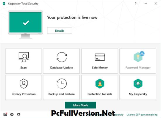 Kaspersky Total Security 2020 License Key Working 100%