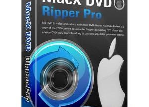 MacX DVD Ripper Pro Crack