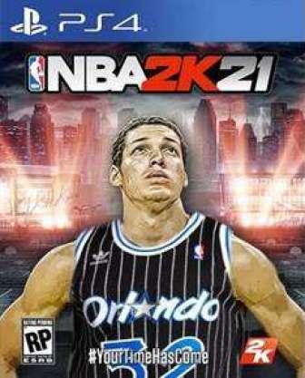 NBA 2K15 Aaron Gordon