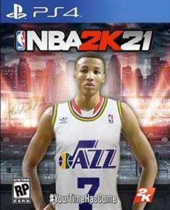 NBA 2K15 Dante Exum