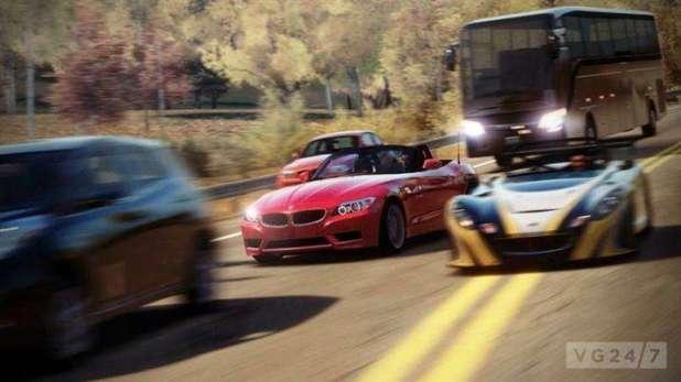 Forza Horizon 2  עם שלל מכוניות חדשות, תמונה הישר מהמשחק . VG247