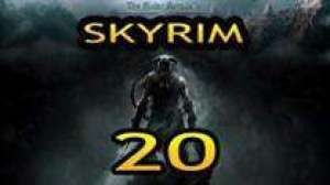 The Elder Scrolls V: Skyrim - #20 - לינדה וענקים זה לא מסתדר.