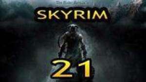 The Elder Scrolls V: Skyrim - #21 - כל החיים מערה אחת גדולה.