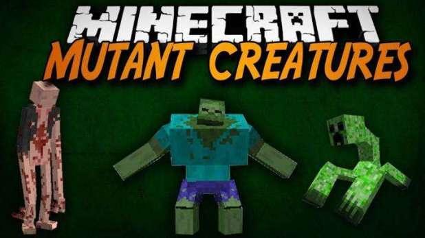 Mutant Creatures