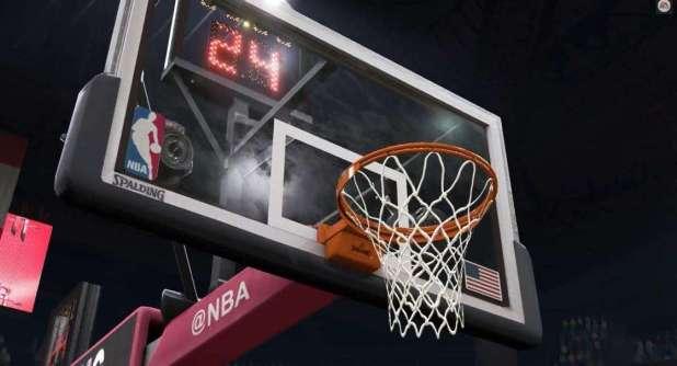 NBA LIVE 15 BASKET