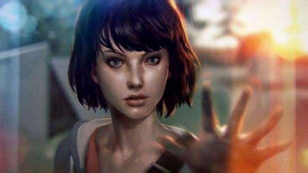 ציור קונספט של מקס, הדמות הראשית במשחק