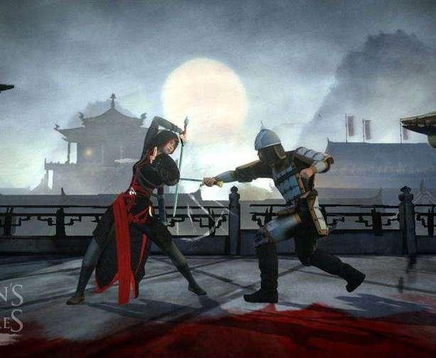 תמונת מסך מהמשחק החדש Assassin's Creed Chronicles China