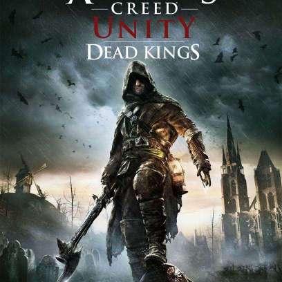 האומנות הרשמית של ההרחבה Assassin's Creed Unity Dead Kings
